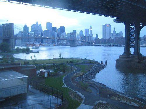 Brooklyn Bridge Park '08