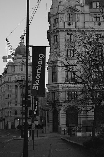 Bloomberg Sign in London