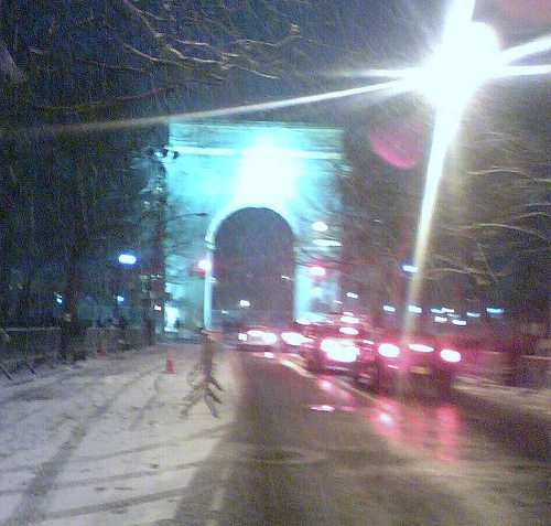The Arch, Fifth Avenue