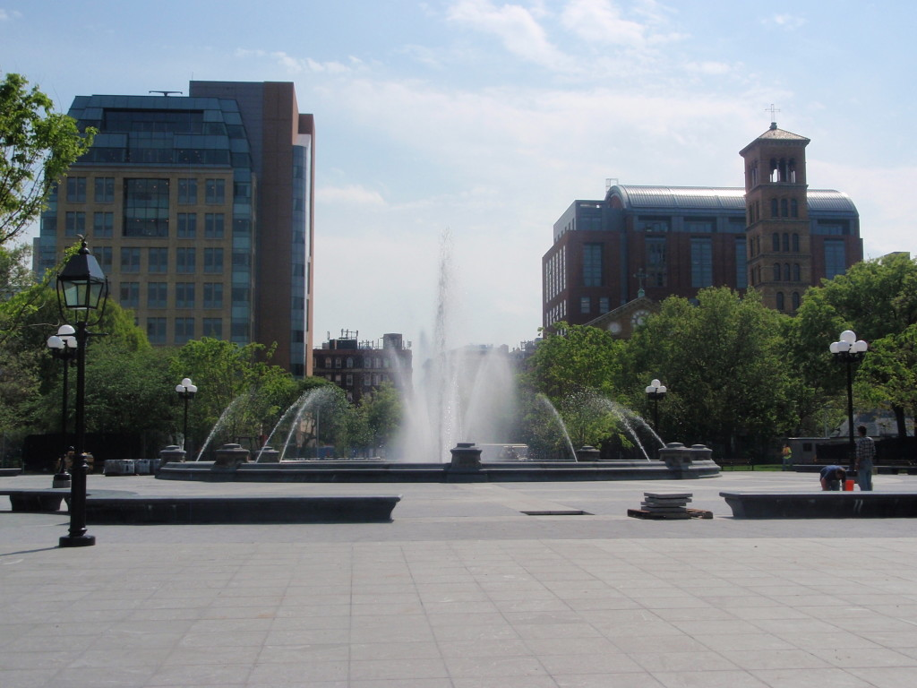 """""""New"""" Fountain ON"""