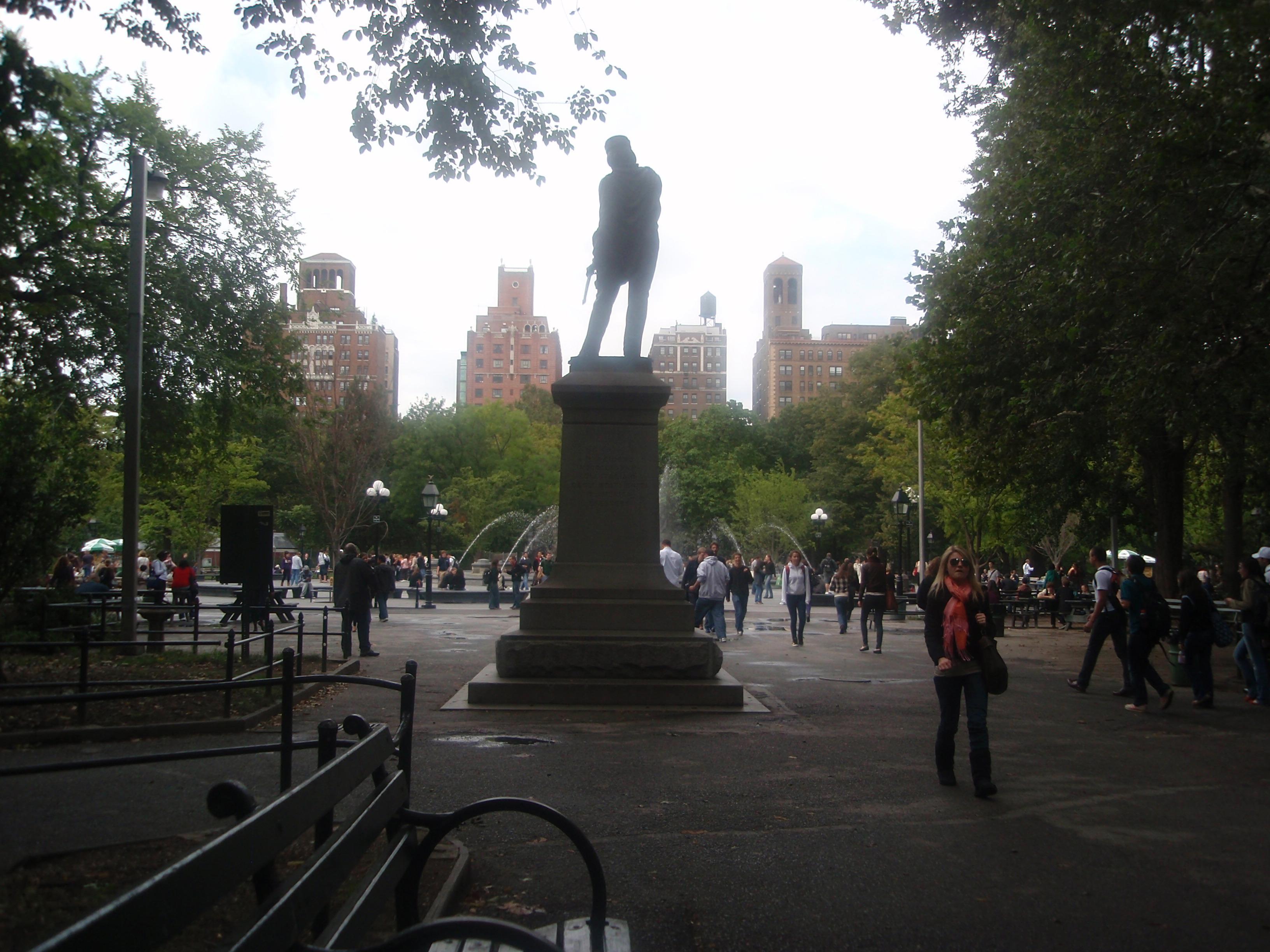Behind Garibaldi